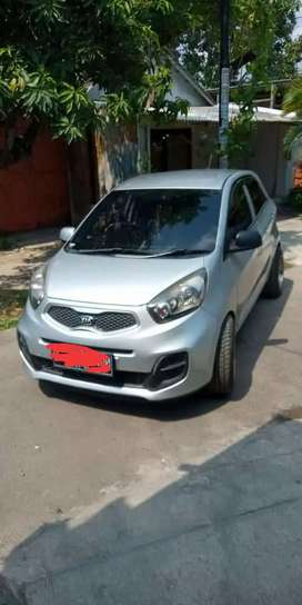 Jual cepat KIA PICANTO MORNING 2104 MANUAL 1000cc