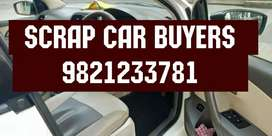 Scrap SCRAP CARS BUYERS