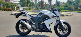 Ninja Z250. Street fighter keren dari kawasaki, bisa TT motor matic