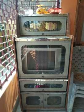 Samsung tv with showcase