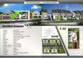 Rumah baru Premium Minimalis, dikota Wonosari,utara Terminal.Wonosari