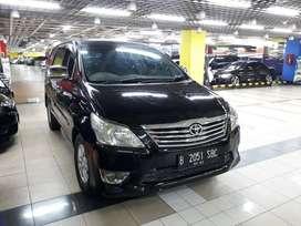 Toyota Kijang Innova G Automatic Diesel 2012