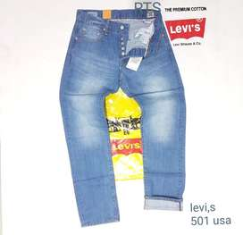 Celana levis 501 usa