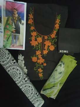 *Lawn Replica of _Khaadi_ and Charizma Brand at Clearance Price