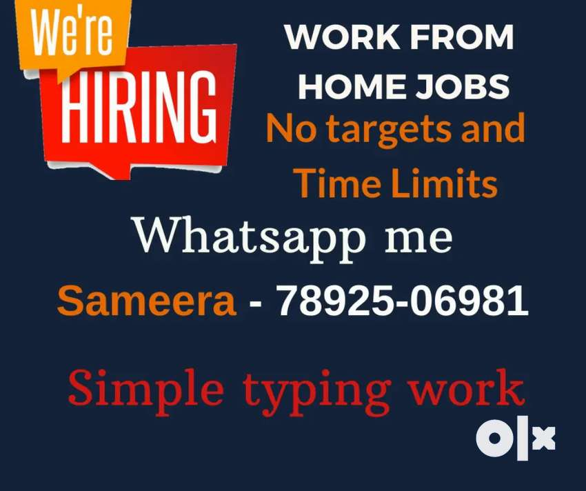 Simple and easy data entry jobs. Earn daily Rs.1000 in your free time 0
