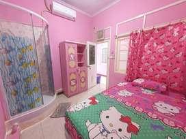 Kost Putri Hello Kitty Kelapa Gading (gratis listrik & air)