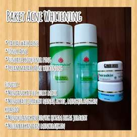Theraskin acne whitening