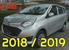 Daihatsu Sigra X 2018 / 2019 manual bukan nik 2017