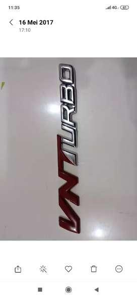 Emblem vn turbo /