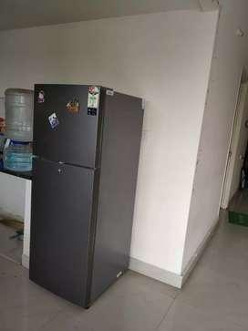 Haier 247 L 3 Star Frost Free Double Door Refrigerator