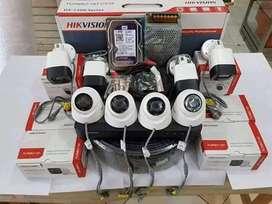 Kualitas kamera CCTV 2 MP dijamin jernih kualitas oke