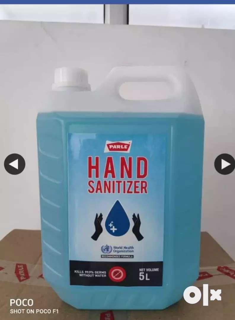 Parle  hand SANITIZER 0