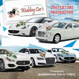 Premium wedding car @ 7000rs