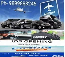 Required job in IndiGo Airlines Drivers