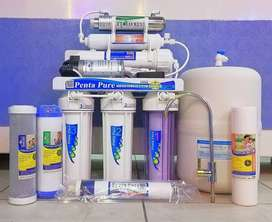 Best RO Plant with Ultraviolet Uv - Penta Pure Water Filter