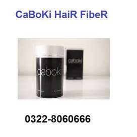 Caboki Fibers Temporary Solve