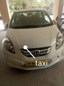 Honda Amaze 2016 Diesel Well Maintained