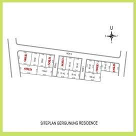 Tanah Kapling Dekat Alun-Alun Kota Sertifikat SHM