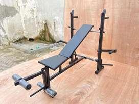 Multi bench press 8  (new )