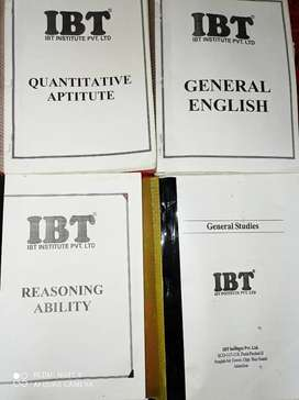 Study material for Government jobs, SSC, banking, GMAT