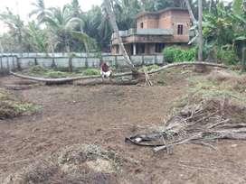 10 cent plot near manathala block office chavakkad thrissur.