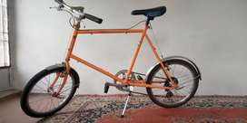 BAA bicycle in full fresh condition .7000 last