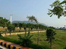 KOTHAVALASA GATED COMMUNITY VUDA PLOTS AVAILABLE IN SAI BRINDAVANAM