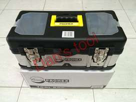 Tool box PROHEX stainless 14 inch