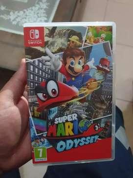 Game Mario Odyssey Nintendo Switch