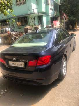 BMW 5 Series 2013 Diesel Well Maintained