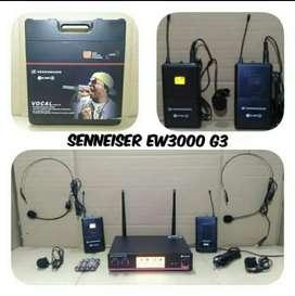 Mic Wireless SENHEISER EW-3000 G3