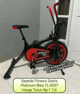 Sepeda Statis Untuk Olahraga Kesehatan jantung