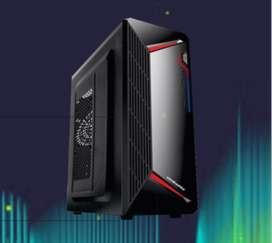 PC Rakitan Mid End I5 3470 RAM 8GB DDR3 SSD 120GB HDD 500GB