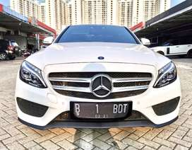 Mercy C 250 AMG Full Spec 2016 KM 20rb ANTIK