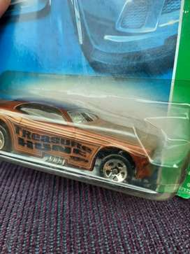 Hot Wheels Treasure Hunt Dodge Challenger Funny Car
