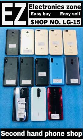 Redmi all mobile phones available in cheap rate.