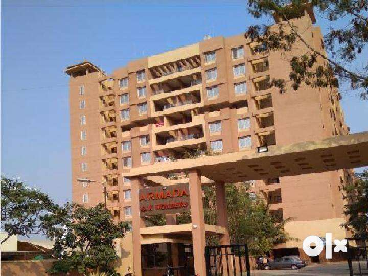 2 bhk immediate available in armada society 0