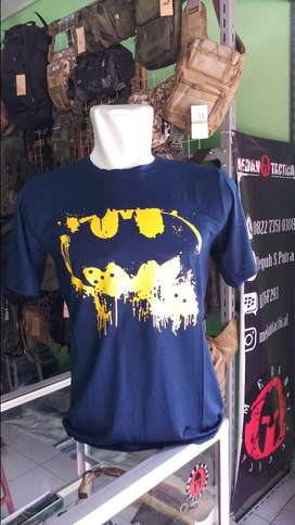 Kaos Distro Batman (Medan Tactical)