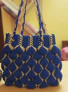 Macrame Cord bags