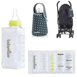 Babymoov travel bottle