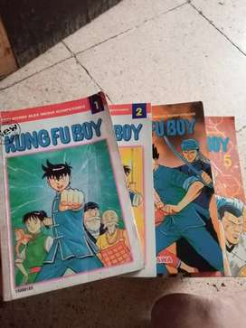 New Kungfu Boy 1-20