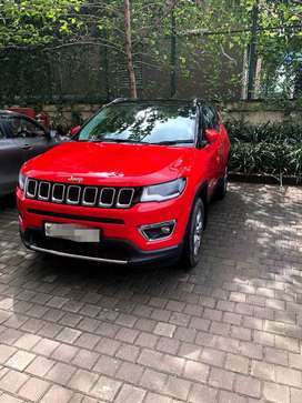 Jeep COMPASS 2017 Petrol Excellent Condition