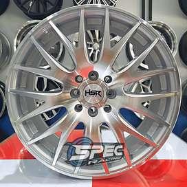 Velg Mobil Ring 17 Avanza Yaris Vios Limo Bisa TT dan Kredit Spec Raci