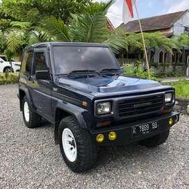 Daihatsu Taft GT 4x2 Th 1992 Original Bagus jaminan