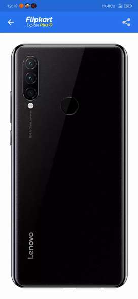 Lenovo K10 note 4/64, sd 710 , 18w fast type c charging