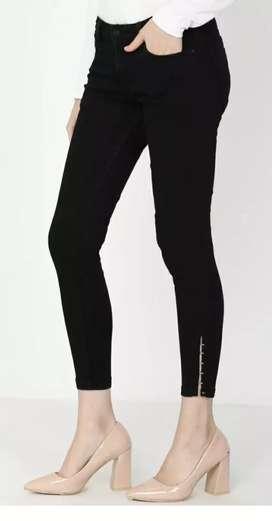 ORIGINAL People women black skinny jeans