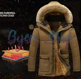 Jaket Musim Dingin Bulu Jaket Winter Unisex High Quality