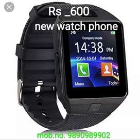 New mobile watch phone ,mobile cover