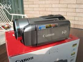 Canon LEGRIA HF M306 High Definition Digital Camcorder - Silver