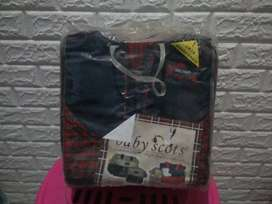 Kasur Travelling Portable Baby Scots Preloved